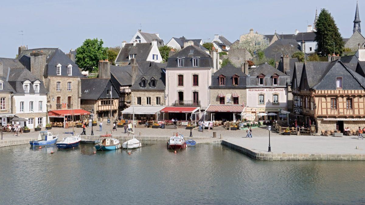Auray, port de Saint-Goustan