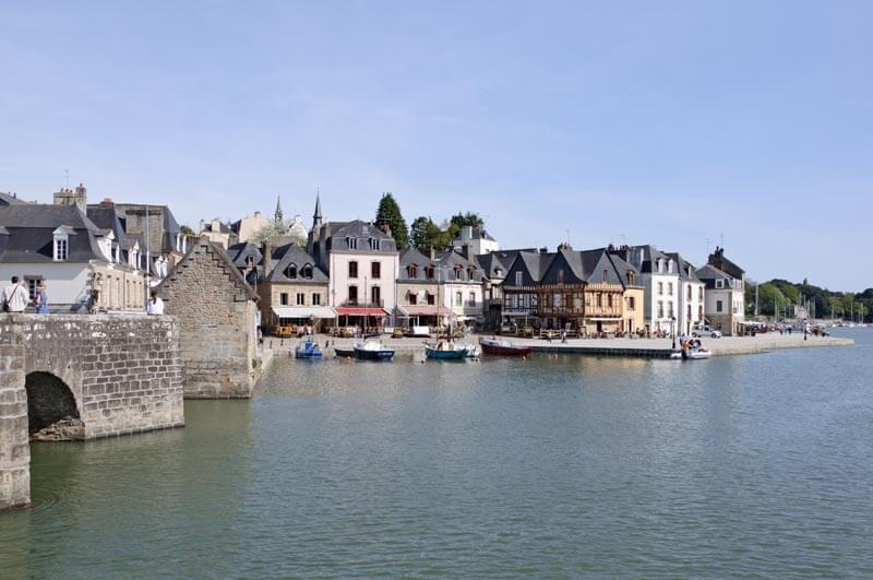 port de saint-goustan, auray
