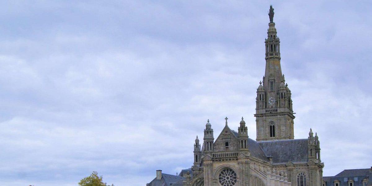 basilique de sainte-anne d'auray