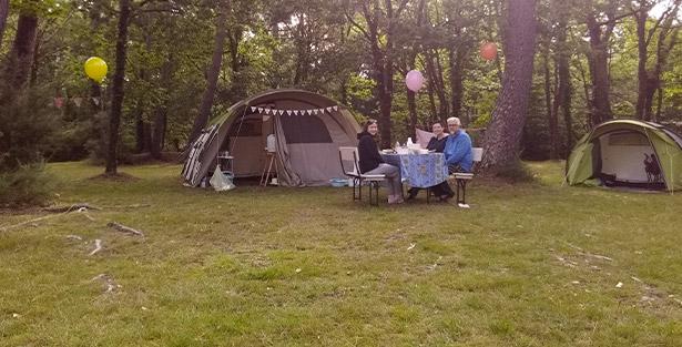 camping morbihan emplacement